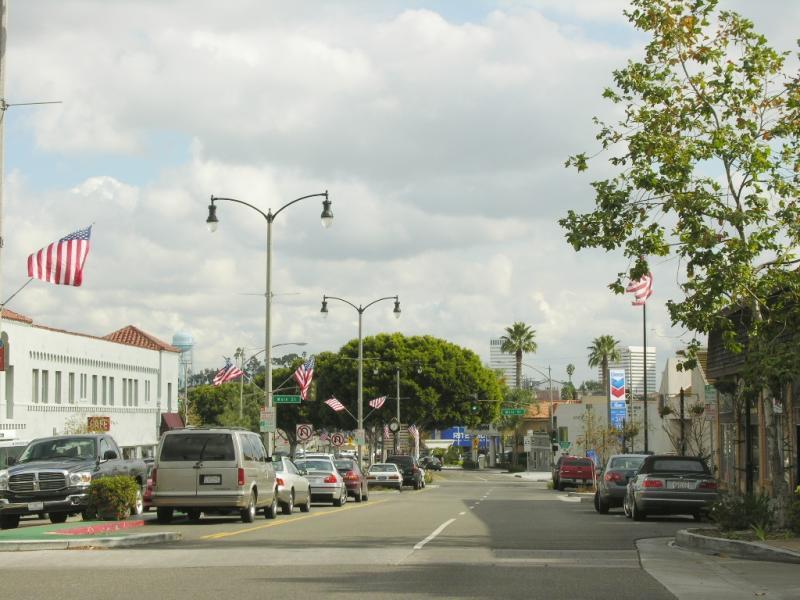El Segundo street