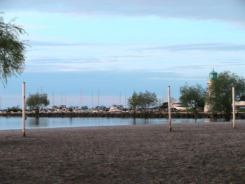 Sandy Beach Port Dalhousie