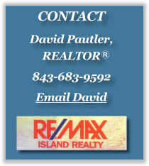 David Pautler Bluffton Homes for Sale RE/MAX