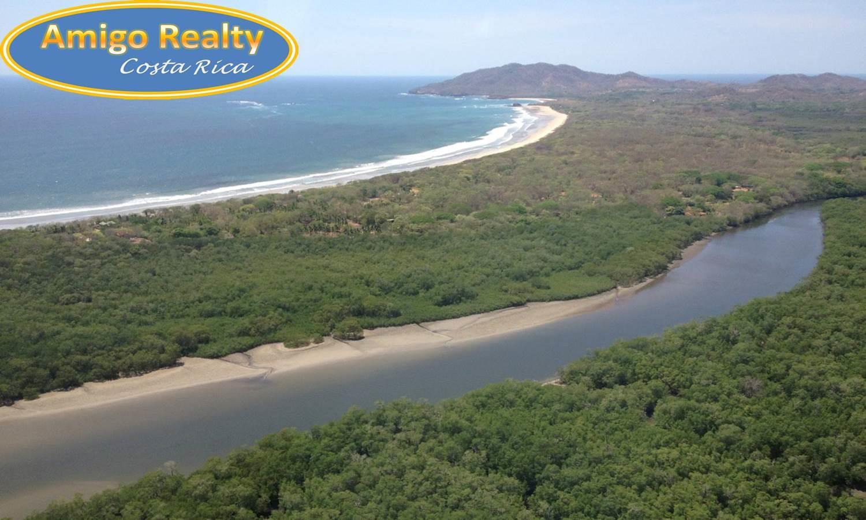 ocean bay view of playa grande costa rica