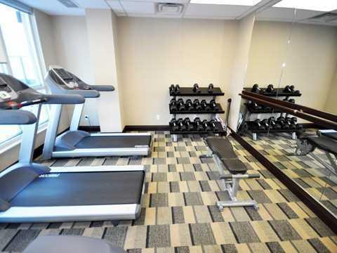 208 Enfield Place exercise room