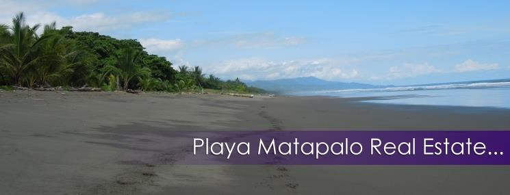 Playa Matapalo Real Estate