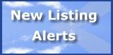 Email Alerts for New Listings