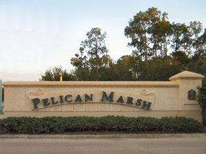 Pelican Marsh Naples Florida