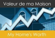 Valeur de ma Maison | My Home's Value