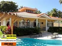 Homes for Sale in Cabarete Bay , Puerto Plata $559,000
