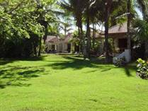 Homes for Sale in Cabarete, Puerto Plata $1,200,000
