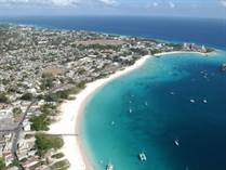 Lots and Land for Sale in Bay Street, Bridgetown, St. Michael $27,500,000