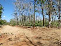 Lots and Land for Sale in Avellanas, Guanacaste $90,000