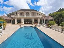 Homes for Sale in Sandy Lane, Holetown, St. James $12,000,000