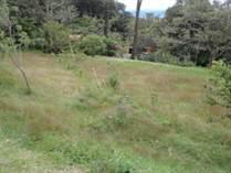 Lots and Land for Sale in Escazú, San José $114,000
