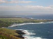 Lots and Land for Sale in Hawaiian Ocean View Estates, Hawaiian Ocean View, Hawaii $32,500
