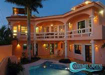 Homes for Sale in South Hotel Zone, Cozumel, Quintana Roo $745,000