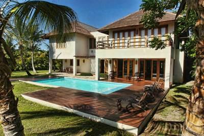 Punta Cana Luxury Villa For Sale    Arrecife 4 BDR 715    Punta Cana Resort, Dominican Republic
