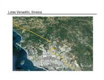 Lots and Land for Sale in El Venadillo, Mazatlan, Sinaloa $21,700,000