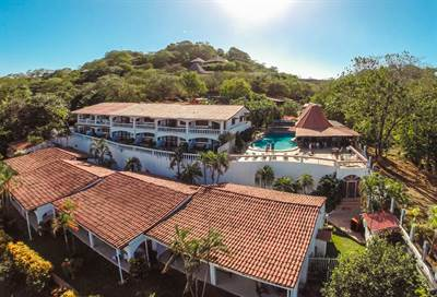 ONE OF A KIND BEACH HOTEL FOR SALE IN MOST POPULAR BEACH TOWN