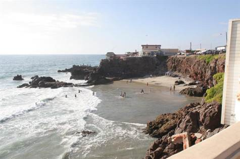 Oceanfront Home for Sale in Rosarito Beach