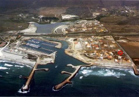 Location of lot in Puerto Salinas