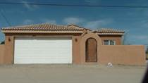 Homes for Sale in Col. Oriente, Puerto Penasco/Rocky Point, Sonora $95,900