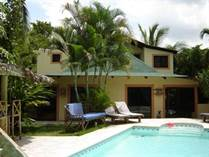 Homes for Sale in Cabarete Bay , Puerto Plata $290,000