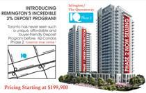 Homes for Sale in Islington/Queensway, Toronto, Ontario $199,900