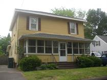 Homes for Rent/Lease in Manchester, Connecticut $895 monthly