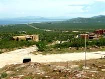 Lots and Land for Sale in Vista Las Brisas, Los Barriles, Baja California Sur $145,000