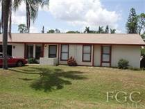 Homes Sold in Fort Myers, Florida $99,000