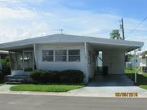 Homes Sold in Lake Haven, Dunedin, Florida $3,500