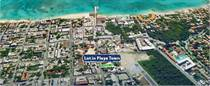 Lots and Land for Sale in Playa del Carmen, Quintana Roo $600,000