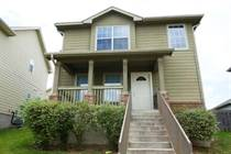 Homes for Rent/Lease in Meadows at Trinity Crossing, Austin, Texas $1,475 monthly