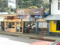 Commercial Real Estate for Sale in Downtown, Quepos, Puntarenas $465,000