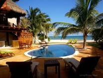 Homes for Sale in Beach front, Puerto Morelos, Quintana Roo $790,000