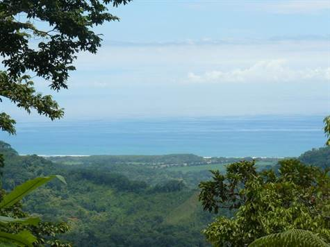 15 ACRES - 7 Building Sites w/ Ocean and Mountain Views w/ Jungle and River Access!!