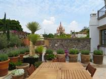 Homes for Rent/Lease in Centro, San Miguel de Allende, Guanajuato $2,750 weekly
