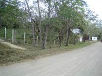 Lots and Land for Sale in Junquillal, Guanacaste $289,990