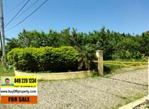 Lots and Land for Sale in La Mulata, Sosua, Puerto Plata $37,500