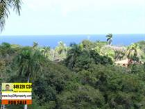 Lots and Land for Sale in Sosua Hills , Sosua, Puerto Plata $269,000