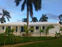Homes for Sale in Uvero Alto, La Altagracia $375,000