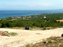 Lots and Land for Sale in Vista Las Brisas, Los Barriles, Baja California Sur $155,000