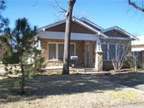 Homes for Sale in Abilene, Texas $59,900