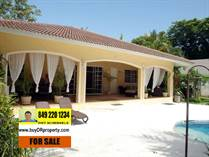Homes for Sale in Cabarete Bay , Puerto Plata $330,000