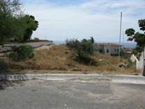 Lots and Land for Sale in Cresta Del Mar, Cabo San Lucas, Baja California Sur $189,500