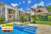 Homes for Sale in Seahorse Ranch, Sosua, Puerto Plata $1,185,000