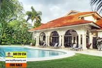Homes for Sale in Seahorse Ranch, Sosua, Puerto Plata $1,100,000