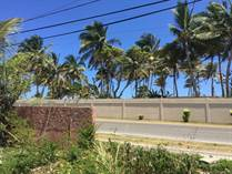 Lots and Land for Sale in Cabarete, Puerto Plata $299,000