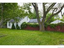 Homes for Sale in Van Buren, Michigan $259,900