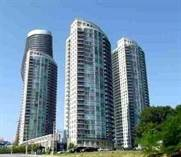 Condos for Rent/Lease in City Centre, Mississauga, Ontario $1,800 monthly