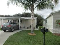 Homes Sold in Cypress Creek Village, Winter Haven, Florida $63,500