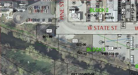 .31 acres - brand new street